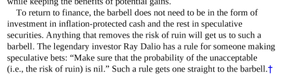 antifragile quote risk of ruin